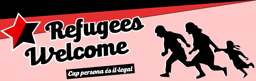 RefugeesWelcome.Embat