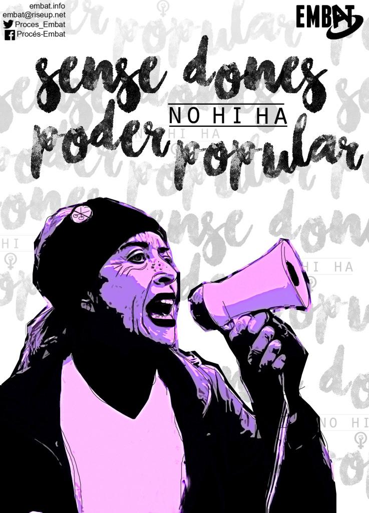 cartel 8 marzo version 2